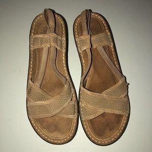Women's size 9 ugg sandals